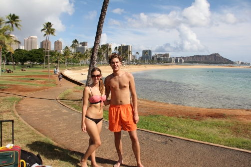 Honeymoon Hawaii ;)