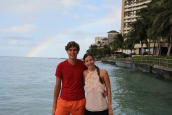 Honeymoon Waikiki Beach ;)