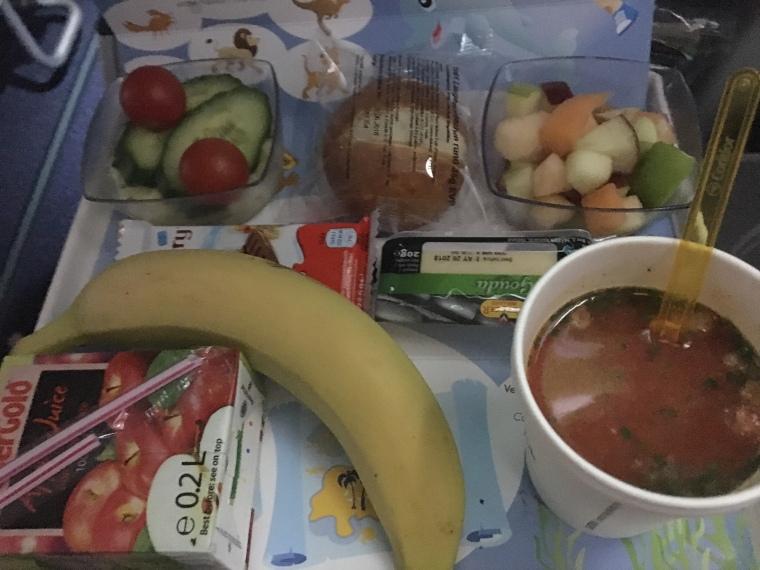 Condor food